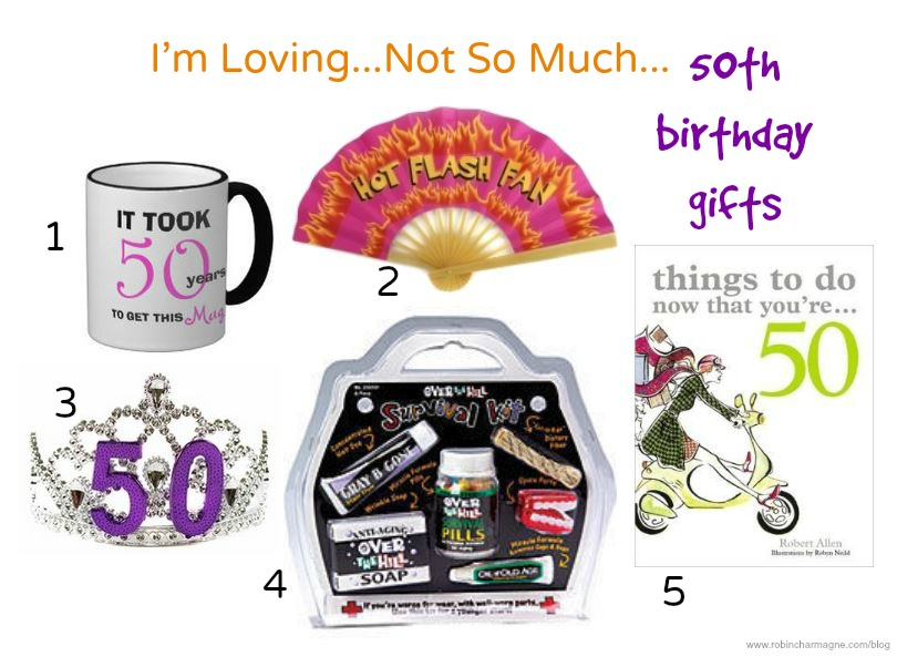 gag gifts, gifts for over 50, birthday